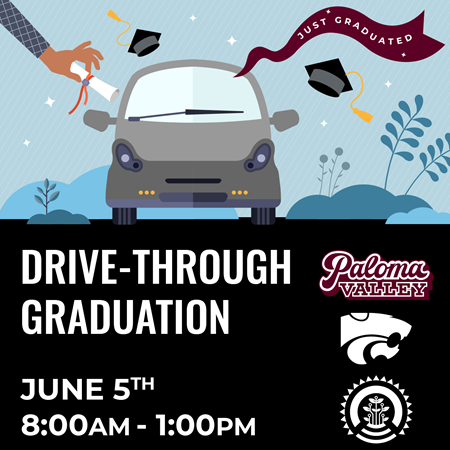 drive through graduation